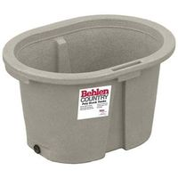 Behrens 52112037GT Round End Farm Stock Tank