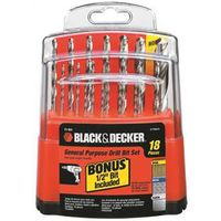 Black & Decker 71-931 Drill Bit Set