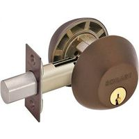 Schlage B62N613 Double Cylinder Dead Bolt