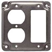 Raco 915C Raised Square Exposed Work Cover