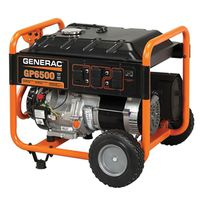 GENERATOR GP6500 WATT PORT CSA