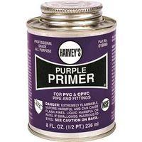 Harvey's 019060-24 PVC/CPVC Purple Primer