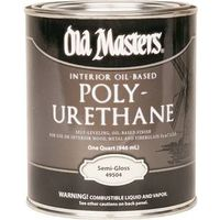 Old Masters 49504 Oil Based Interior Polyurethane