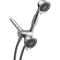 SHOWERHEAD COMBO CHROME 2GPM
