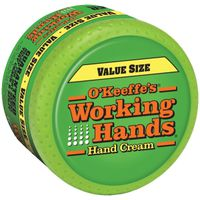 CREAM HAND WORKING 6.8OZ JAR