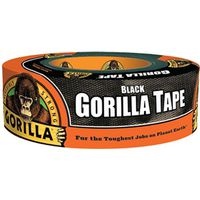 TAPE GORILLA BLACK 12 YARDS