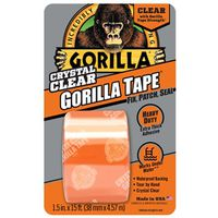 TAPE REPAIR CRYSTAL CLEAR 5YD