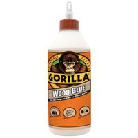 GLUE WOOD BROWN 30 SCND 36OZ