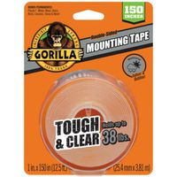TAPE MOUNTING CLEAR XL 1X150IN
