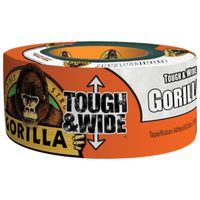 TAPE DUCT TOUGH&WIDE WHT 25YD