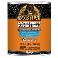 PATCH-SEAL WTRPRF BLACK 32OZ