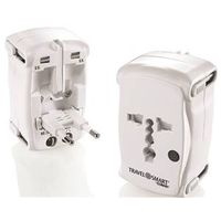 Travel Smart TS237AP All-in-one Adapter Plug