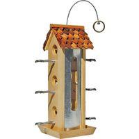 Perky Pet 50171 Tin Jay Bird Feeder
