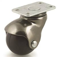 DH Casters CH15P2AB Metal Hooded Ball Caster