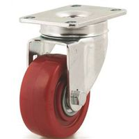 DH Casters C-LM3P1PUS Light/Medium Duty Non-Marking Swivel Caster