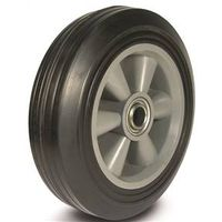 DH Casters W-PL08225B6 Light/Medium Duty Hub Wheel