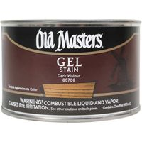 Old Masters 80708 Oil Based Gel Stain