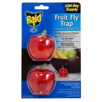 TRAP FLY FRUIT 2PK