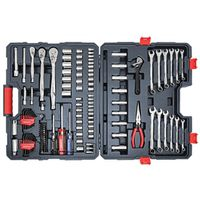 Crescent CTK148MP Mechanic Tool Set