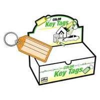 Hy-Ko KB143-100 Easy Open Key ID Tag