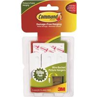 Command 17043 Wire-Backed Picture Hanger