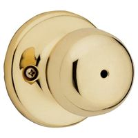 Weiser Yukon 9GAC3310 Element Ball Door Knob Lockset