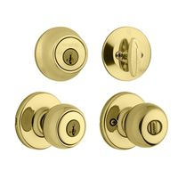 Weiser Fairfax 9GACS74510-002 Single Cylinder Entry Knob Lockset