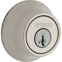 Weiser 9GDC94710-035 Single Cylinder Standard Duty Dead Bolt