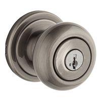 Weiser Welcome Home Phoenix 9GA5310-053 Entry Knob Lock