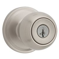 Weiser Welcome Home Huntington 9GA5310-057  Entry Knob Lock