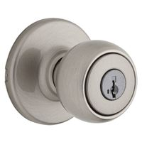 Weiser Fairfax Elements 9GAC5310-069  Entry Knob Lockset