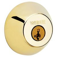 9GD94710-081 BRASS DEADBOLT