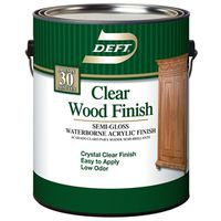 Deft/PPG 108-01 Clear Wood Finish