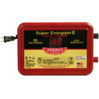 Parmak SE-5/4 AC Powered Electric Fence Charger