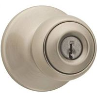 Kwikset Polo 400156A Entry Knob Lock