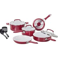 T-Fal C943SA74 Wearever-Pure Living Cookware Sets
