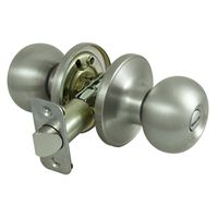 KNOB PRIVACY BALL S/STEEL VP