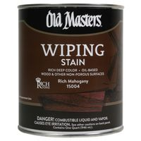 Old Masters 15004 Oil Based Wiping Stain