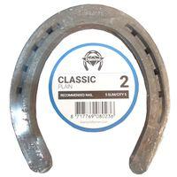 HORSESHOE CLASSIC PLAIN SIZE2