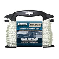 Lehigh ND650-4W Diamond Braided Rope