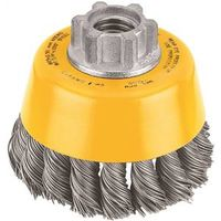 BRUSH CUP KNOT WIRE CS 3IN