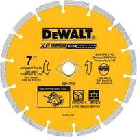 BLADE SAW SEGMENT DIAMOND 7IN