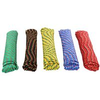 ROPE POLY DMD-BRDD 3/8INX100FT