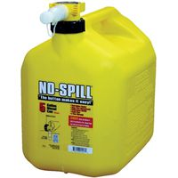 DIESEL GAS CAN 5 GAL YELLOW