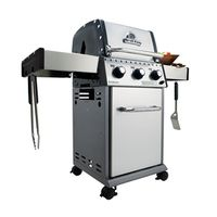 Onward 921554 Grillpro Gas Grills