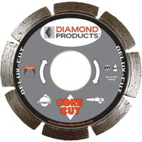 Diamond Products 21002 Segmented Rim Circular Saw Blade