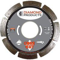 Diamond Products 21002 Segmented Rim Circular Saw Blade