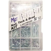 Midwest 14995 Assorted Nail/Tack/Brad Kit