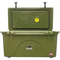 COOLER 75 QUART GREEN INSULATE