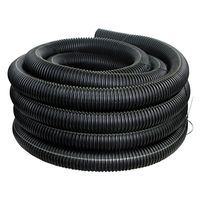 Hancor 03510100 Regular Solid Single Wall Pipe 100 ft